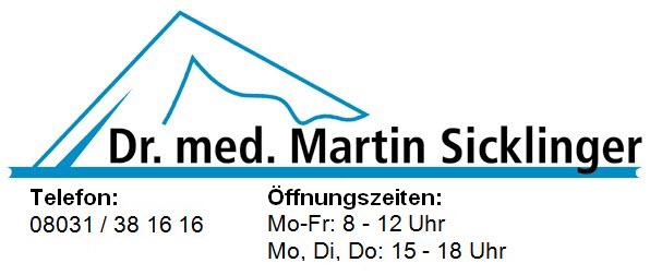 Dr. med. Martin Sicklinger